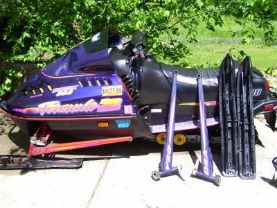 Picture of 1996 Ski-Doo Formula Z 583