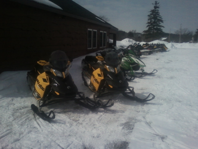 Picture of 2013 Ski-Doo MXZ 600