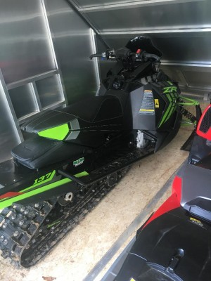 Picture of 2017 Arctic Cat ZR 600