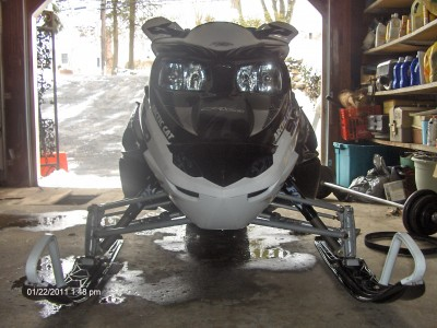 Picture of 2008 Arctic Cat F1000 1000