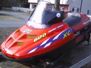 Picture of 2000 Polaris XC SP 600