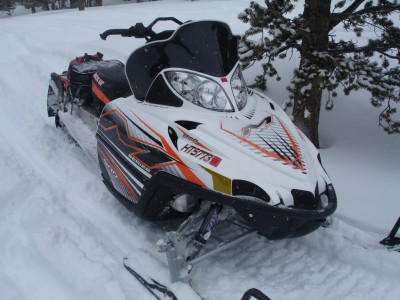 Picture of 2010 Arctic Cat M8 800