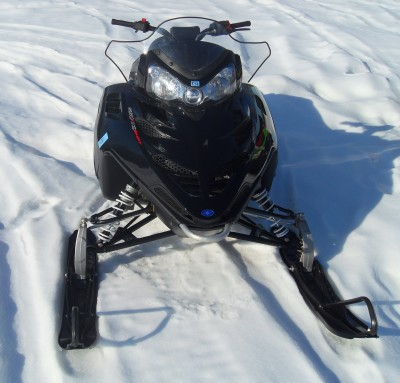 Picture of 2010 Polaris IQ SHIFT 550