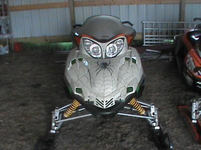 Picture of 2005 Arctic Cat F6 600