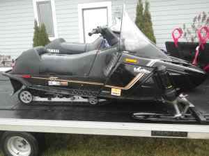 Picture of 1992 Yamaha Venture 480